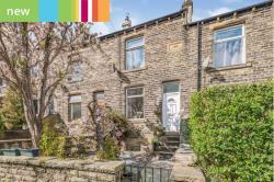 Terraced House For Sale   Halifax West Yorkshire HX3