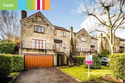 Detached House For Sale  Birkby, Huddersfield West Yorkshire HD2
