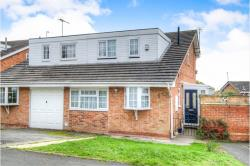 Semi Detached House For Sale  Redditch Worcestershire B98