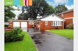 Detached Bungalow For Sale  Redditch Worcestershire B97