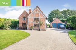 Detached House For Sale  Beoley, Redditch Worcestershire B98