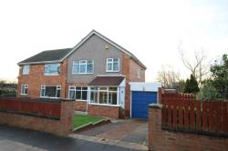 Semi Detached House For Sale Throckley Newcastle Upon Tyne Tyne and Wear NE15