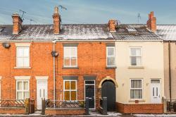 Terraced House To Let  Chesterfield Derbyshire S40