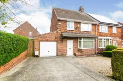 Semi Detached House For Sale  Inkersall Derbyshire S43