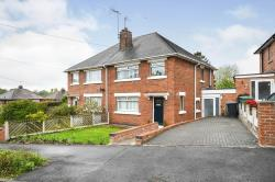 Semi Detached House For Sale  Staveley Derbyshire S43