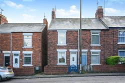 Terraced House To Let  Calow Derbyshire S44