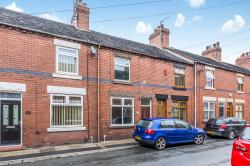 Terraced House For Sale  STOKE ON TRENT Staffordshire ST2