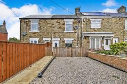 Terraced House To Let Billy Row Crook Durham DL15