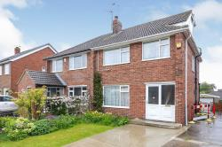 Semi Detached House For Sale  North Anston South Yorkshire S25
