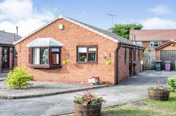 Detached Bungalow For Sale  Whitwell Nottinghamshire S80