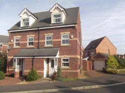 Semi Detached House To Let Lakeside Doncaster South Yorkshire DN4