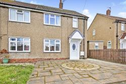 Semi Detached House For Sale Crook Hunwick Durham DL15