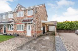 Semi Detached House For Sale  Giltbrook Nottinghamshire NG16
