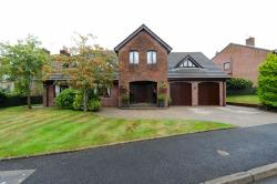 Detached House For Sale Templepatrick Ballyclare Antrim BT39