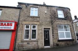 Terraced House For Sale Hadfield Glossop Derbyshire SK13
