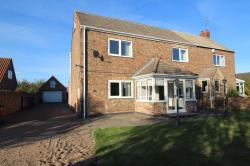 Semi Detached House For Sale West Cowick Goole East Riding of Yorkshire DN14