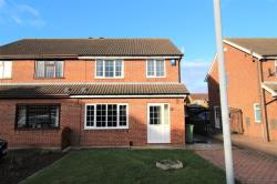Semi Detached House To Let New Waltham Grimsby Lincolnshire DN36