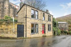 Detached House For Sale  Hebden Bridge West Yorkshire HX7