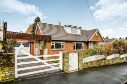 Detached Bungalow To Let Cowcliffe Huddersfield West Yorkshire HD2