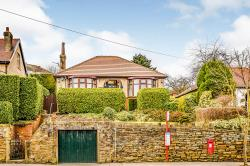Detached Bungalow For Sale  Waterloo West Yorkshire HD5