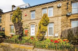 Terraced House For Sale Crosland Moor Huddersfield West Yorkshire HD4