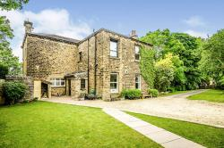 Semi Detached House For Sale Quarmby Huddersfield West Yorkshire HD3