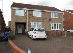 Semi Detached House For Sale  Thorngumbald East Riding of Yorkshire HU12