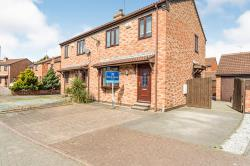Semi Detached House For Sale  Burstwick East Riding of Yorkshire HU12