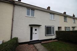 Terraced House To Let Dunmurry Belfast Down BT17