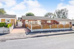 Detached Bungalow For Sale  STOKE ON TRENT Staffordshire ST3