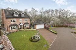 Detached House For Sale Tytherington Macclesfield Cheshire SK10