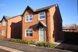 Detached House To Let Kingsbourne Estate Nantwich Cheshire CW5