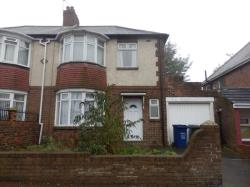 Semi Detached House To Let  Newcastle Upon Tyne Tyne and Wear NE4