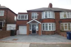 Semi Detached House For Sale Fenham Newcastle Upon Tyne Tyne and Wear NE4