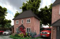 Detached House For Sale Madeley Crewe Staffordshire CW3