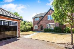 Detached House For Sale  Northwich Cheshire CW9