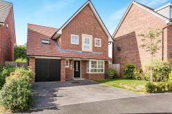 Detached House For Sale Lostock Gralam Northwich Cheshire CW9