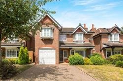 Detached House For Sale Cuddington Northwich Cheshire CW8