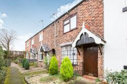 Terraced House To Let Weaverham Northwich Cheshire CW8