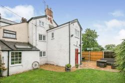 Terraced House For Sale  Barnton Cheshire CW8