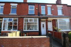 Terraced House To Let Romiley Stockport Greater Manchester SK6