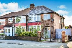 Semi Detached House For Sale  MANCHESTER Greater Manchester M19