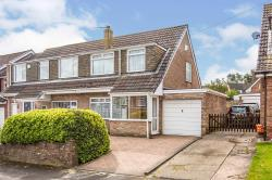 Semi Detached House For Sale  Billinge Greater Manchester WN5