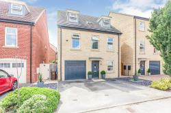 Detached House For Sale  PONTEFRACT West Yorkshire WF7