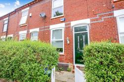 Terraced House To Let  Stockport Greater Manchester SK4