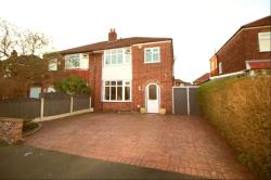 Semi Detached House For Sale Heaton Chapel Stockport Greater Manchester SK4