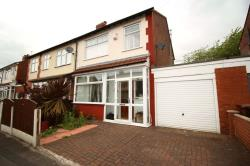 Semi Detached House For Sale  Reddish Greater Manchester SK5