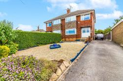 Semi Detached House For Sale Whiston Rotherham South Yorkshire S60