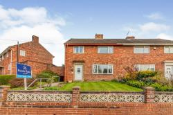 Semi Detached House For Sale  Thrybergh South Yorkshire S65