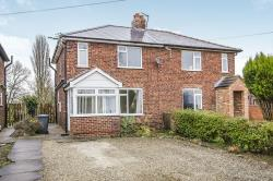 Semi Detached House To Let West Haddlesey Selby North Yorkshire YO8